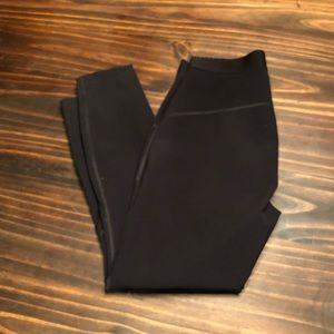 Gap Nylon/Spandex Leggings, Size Small Never Worn